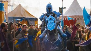 BUD LIGHT MONTAIN GAME OF THRONES MONTAGNE