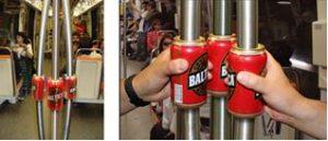 baltika bière bus street marketing marques tendances