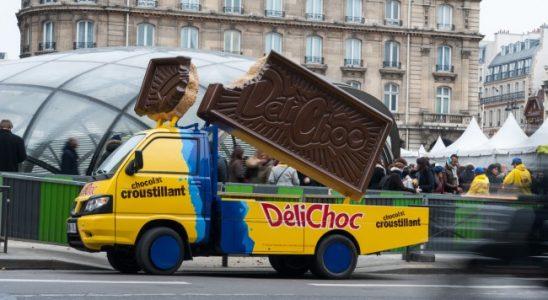 street marketing camion délichoc original créativité marques rue