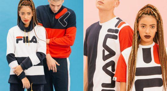 fila tendance streetwear