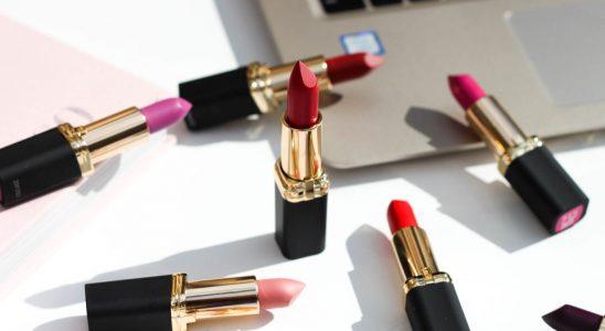 rouge a lèvres, inflenceurs et L'Oréal