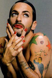 Marc Jacobs non genrée non genré marque maquillage unisexe