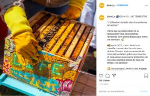 Publication Instagram Jimini's