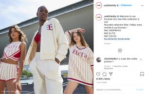 Post Instagram Elite x Undiz