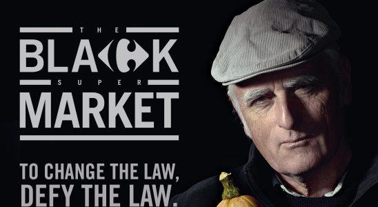 Carrefour défie la loi avec sa campagne Black Supermarket