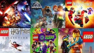 LEGO x Jeux vidéo