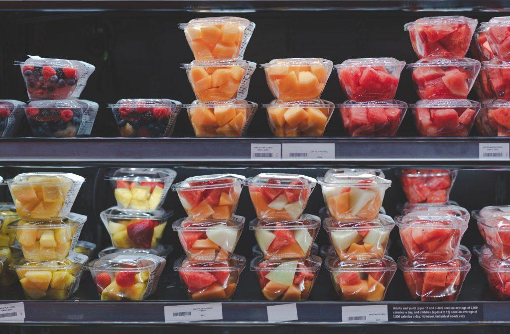 Gaspillage alimentaire : reconditionner les fruits abîmés