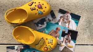 Crocs x Justin Bieber with Drew Classic Clog © crocs