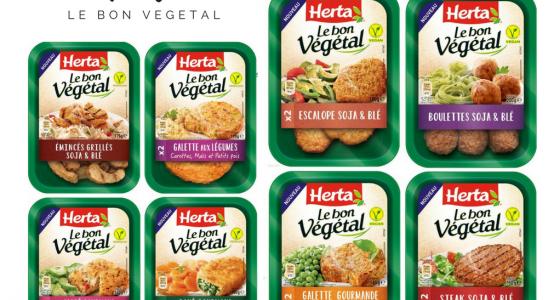 Produits vegans : charcuterie végétale