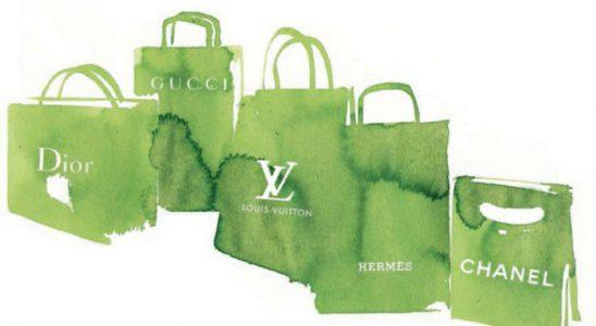 Les marques de luxe et le Green