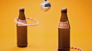 La bouteille originale de 1940 a été refaite !